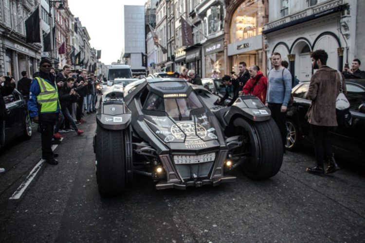 Gumball 3000 Londres